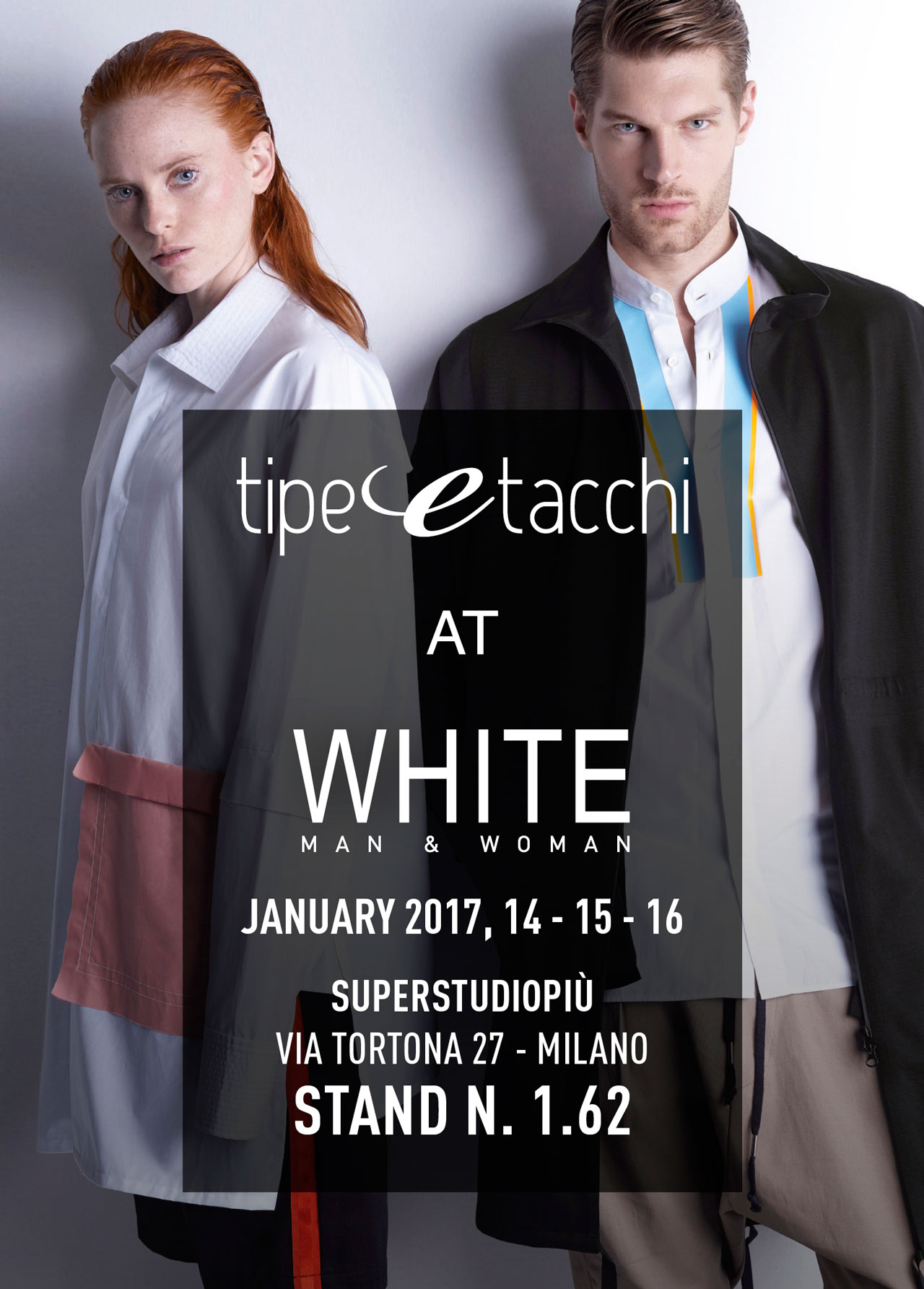 TipeeTacchi at White Man & Woman-January 2017